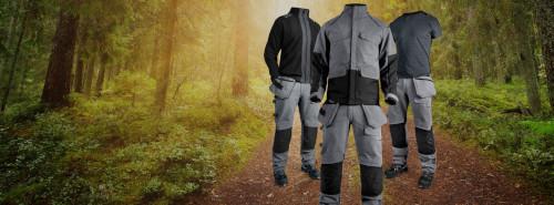 Frisdats-green-Arbeitskleidung