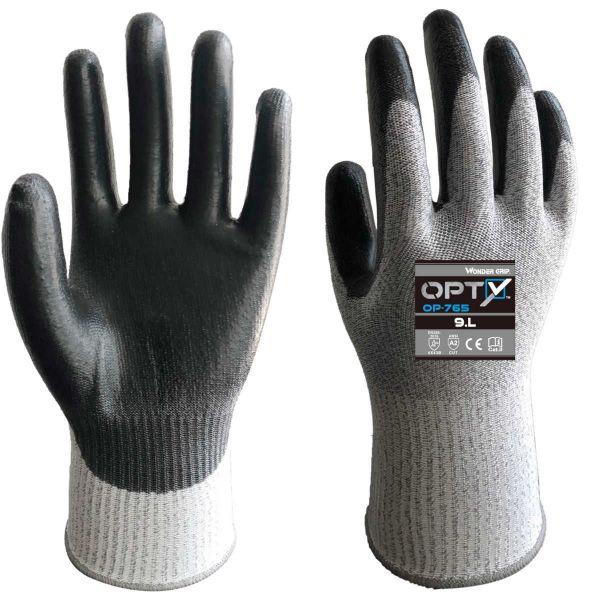 Wonder Grip OP 765 Schnittfeste Handschuhe Klasse B
