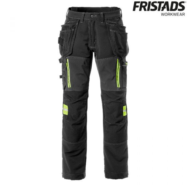 Fristads Stretch Handwerkerhose 2566 STP schwarz FRISTADS FRIWEAR