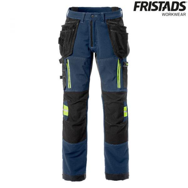 Fristads Stretch Handwerkerhose 2566 STP blau