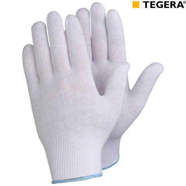 Tegera 919 Baumwollhandschuhe weiß