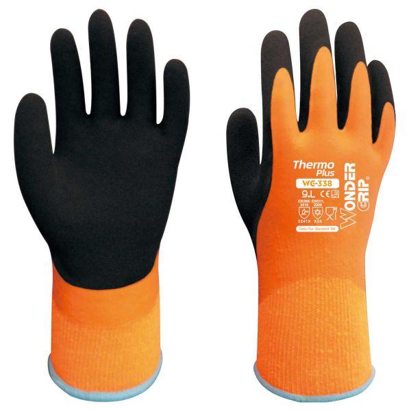 Wonder Grip Thermo Plus WG-338 Arbeitshandschuhe Winter