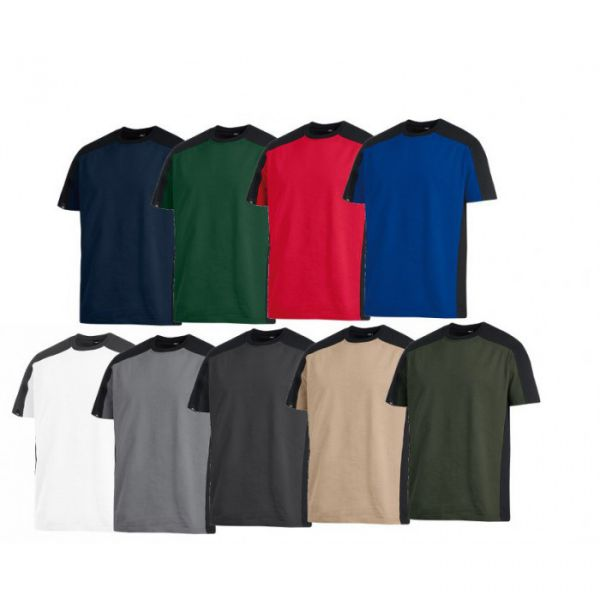FHB Marc T-Shirt 2-farbig