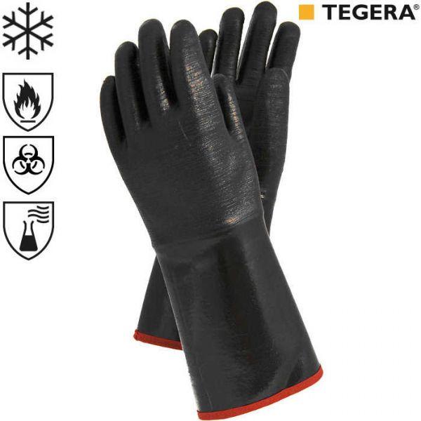 Tegera 494 Hitzeschutz wasserdicht Winterhandschuhe