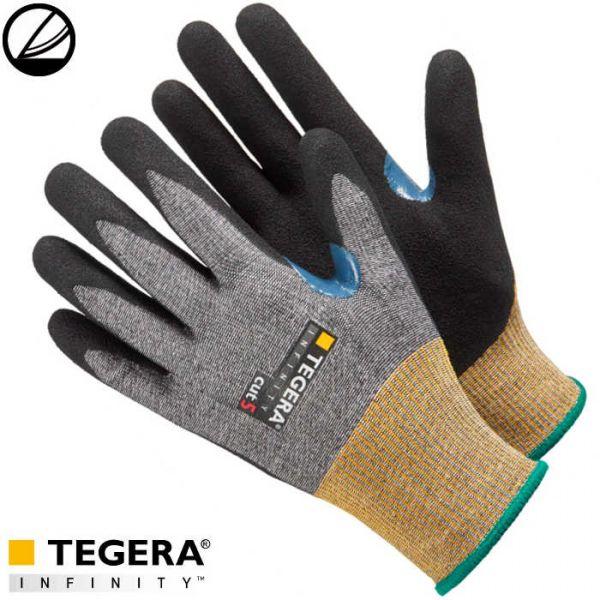 Tegera 8807 Infinity Schnittschutzhandschuhe Klasse 5