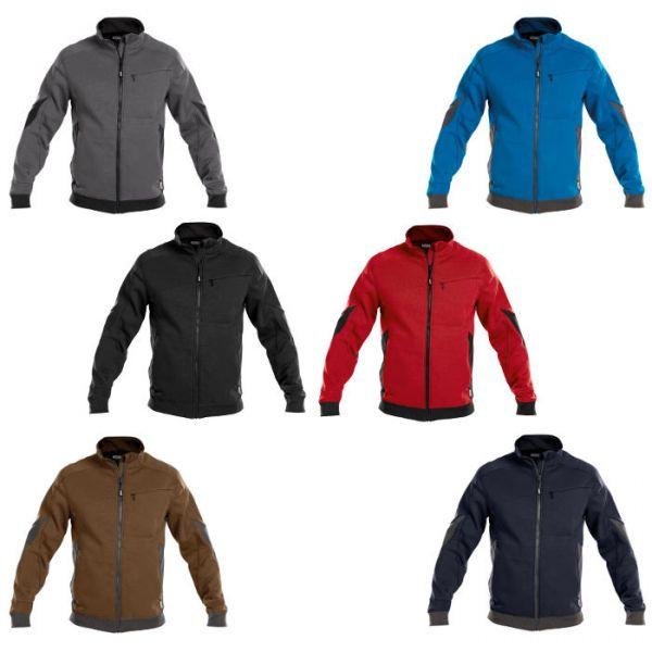 DASSY VELOX Sweatshirt Jacke D-FX Flex