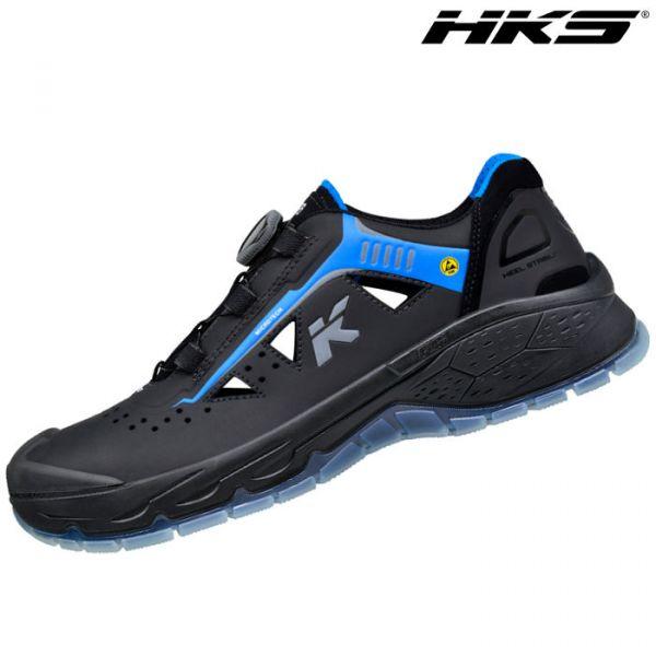 HKS Running Star RS 286 Boa Sicherheitsschuhe S1p
