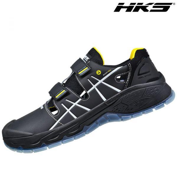 HKS RS 282 Sicherheitsschuhe S1p Running Star