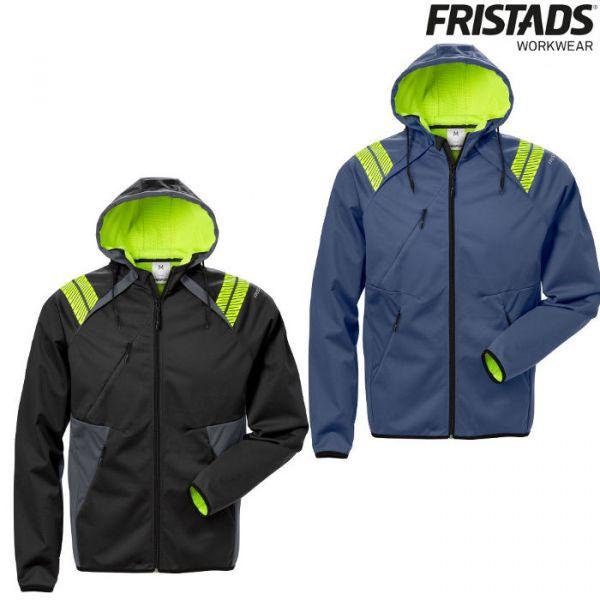 Fristads Softshell Jacke mit Kapuze 7461 BON FRISTADS FRIWEAR