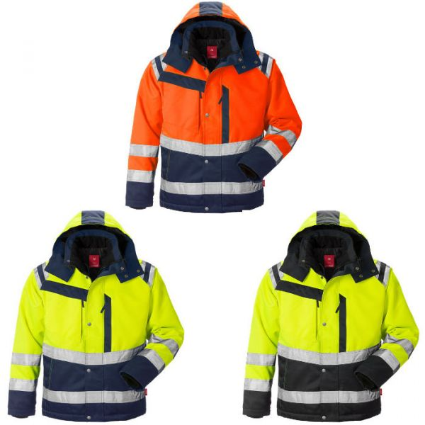 Fristads Kansas High Vis Winterjacke Kl. 3 4043 PP