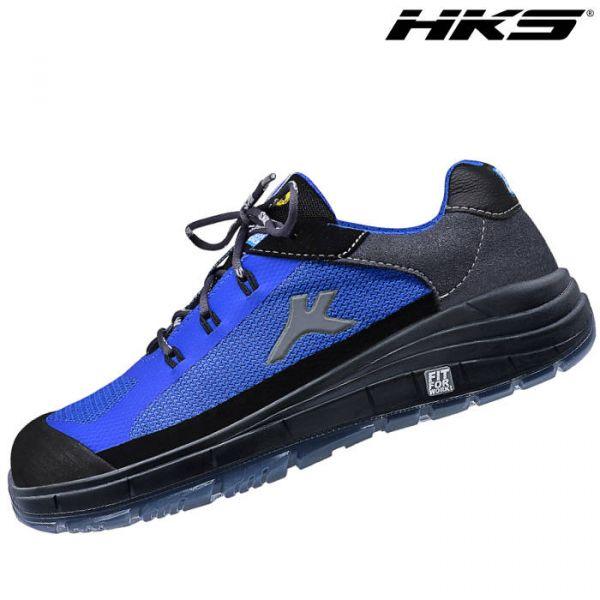 HKS FREE 2 Sicherheitsschuhe S1 blau