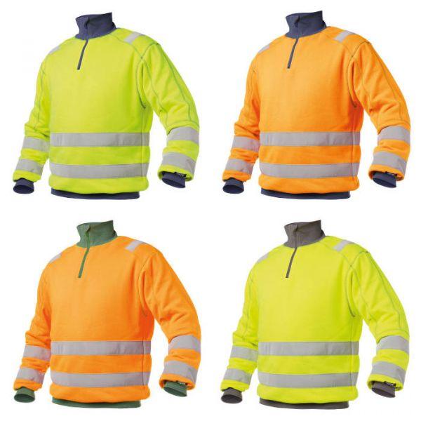 Warnschutz Sweatshirt Dassy Denver