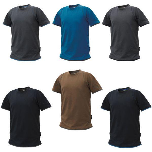 Dassy Kinetic T-Shirt zweifarbig